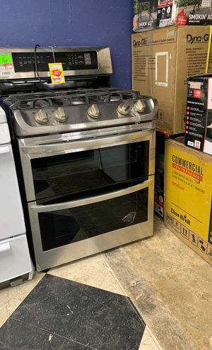 Brand New LG 6.9 Cu Ft Gas Stove VEQ4 for Sale in Los Angeles, CA