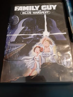 Family guy blue harvest dvd for Sale in Humble, TX