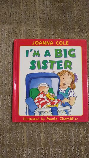 I'm a Big Sister book for Sale in Seattle, WA