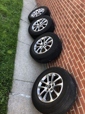 Grand Cherokee wheels / rims for Sale in Dearborn Heights, MI