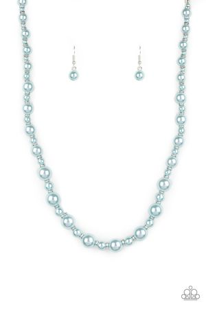 Pearl Heirloom-Blue Necklace for Sale in Denver, CO