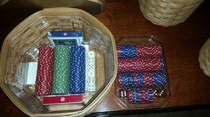 2005 Dealer's Choice longaberger basket set for Sale in Arlington, TX