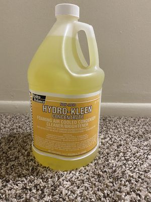 Hydro-Kleen A/C condenser coil cleaner for Sale in Cherry Hill, NJ