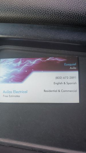 Electrical for Sale in Houston, TX