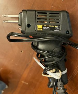 wen 100w soldering iron for Sale in Fridley, MN