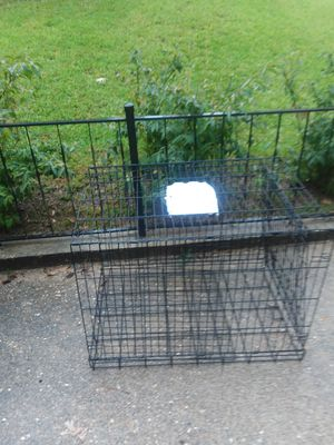 Large dog crate for Sale in Homer, LA