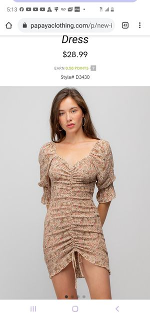 New dress size Medium for Sale in Bell Gardens, CA