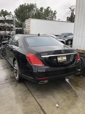 Parting Out! 2015 Merxedes S550 for parts! for Sale in Rialto, CA