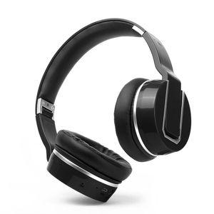 Nakamichi Over the Head Bluetooth Headphones - BTHP02 - Black for Sale in Sunbury, OH