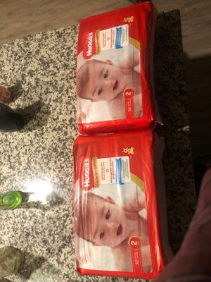 Huggies Diapers Size 2 for Sale in Mesa, AZ