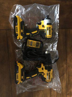 DeWalt drill set for Sale in Phoenix, AZ