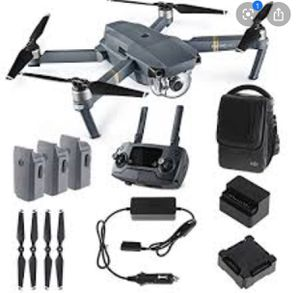 DJI mavic pro combo with googles and backpack for Sale in Wyckoff, NJ