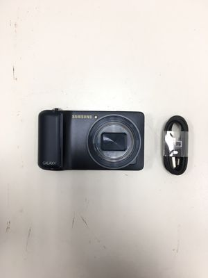Samsung Galaxy Digital Camera EK-GC110 16.3 WiFi Touchscreen Android for Sale in Lynn, MA