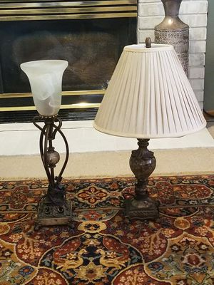 Table Lamps for Sale in Puyallup, WA