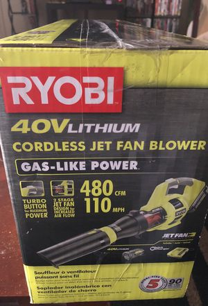 Brand new leaf blower worth 159.99 for 100 for Sale in Tempe, AZ