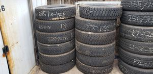 Tow Truck/Semi tires for Sale in Fresno, CA