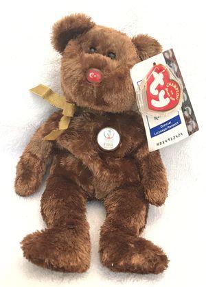 2002 FIFA TY BEANIE BABY Turkey 🇹🇷 soccer ⚽️ bear 🐻 for Sale in Alpharetta, GA