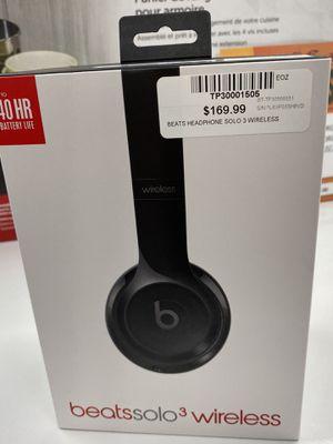 Beats solo wireless for Sale in Brandon, FL