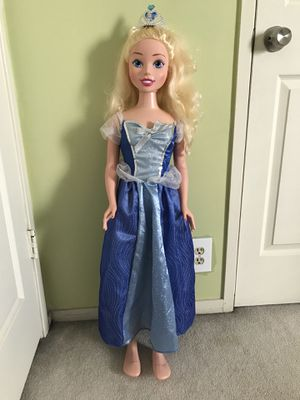 Cinderella Life Sized Doll for Sale in Springfield, VA