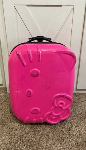Hello Kitty carry on luggage for Sale in Gilbert, AZ