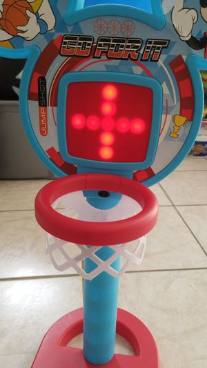 Mickey mouse basketball game for Sale in Miami, FL