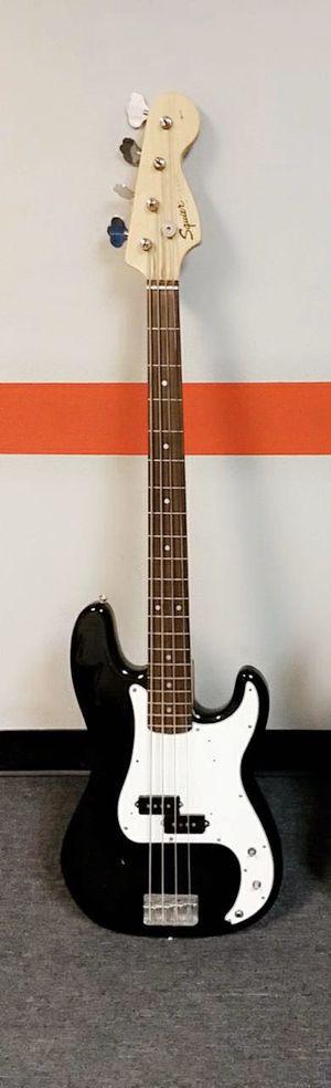 Squier Bass Guitar for Sale in Alexandria, VA
