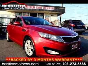 2013 Kia Optima for Sale in Fairfax, VA