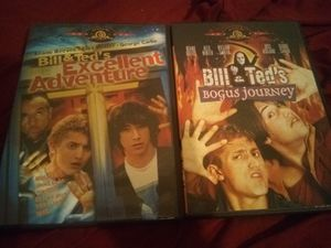 Bill And Ted DVD Set for Sale in Kingsport, TN