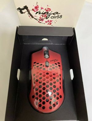 Finalmouse air58 cherry blossom red for Sale in Rockville, MD