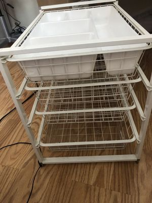 Wire storage baskets for Sale in Auburn, WA