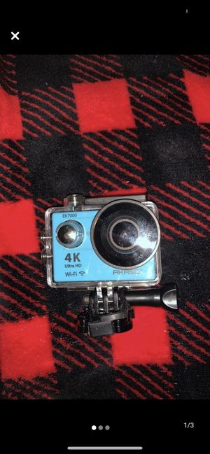 Akaso EK7000 camera for Sale in Bloomsburg, PA