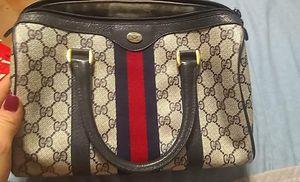 Authentic Boston edition gucci purse and wallet for Sale in San Antonio, TX