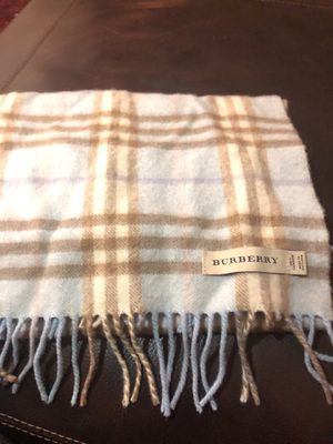 Burberry scarf for Sale in Fairfax, VA