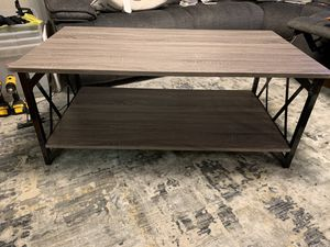 Coffee Table for Sale in Clifton, NJ