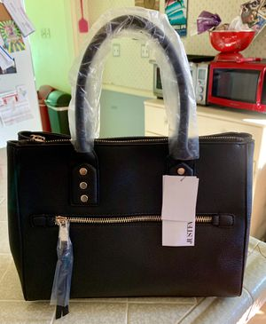 Brand New Black Purse w tags for Sale in Grover Beach, CA