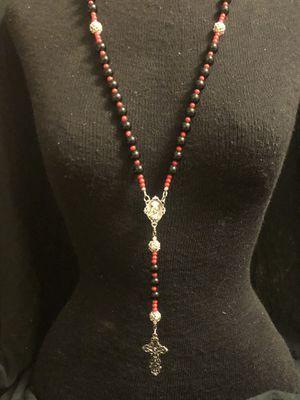 Men's Handmade Rosary for Sale in Stanton, CA
