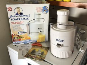 New Juicer Jack LaLanne's for Sale in Albuquerque, NM
