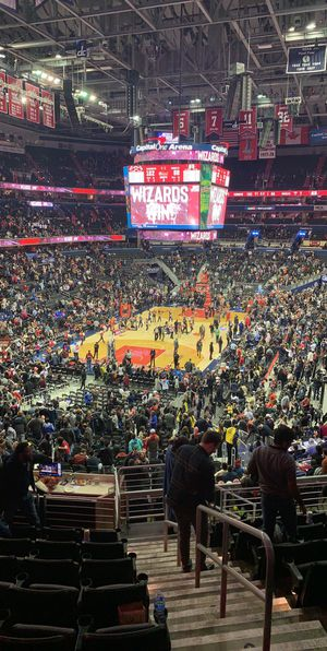 WIZARDS VS HAWKS TONIGHT!! for Sale in Springfield, VA