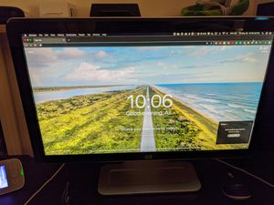HP w2338h 23 inch 1980x1080 resolution Monitor for Sale in Milpitas, CA