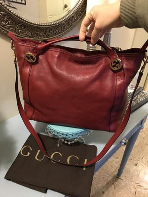 Authentic Gucci GG tote bag for Sale in Fairfax, VA