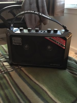 Roland Mobile Cube Amplifier for Sale in Charlotte, NC