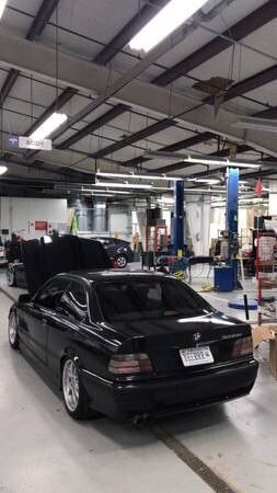 1999 bmw 328is m-tech stanced