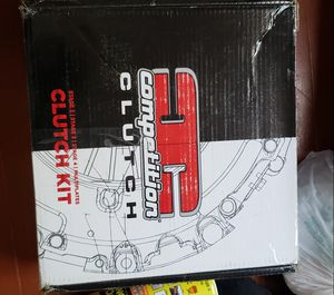 Competition Clutch K-Series for Sale in NEW CARROLLTN, MD