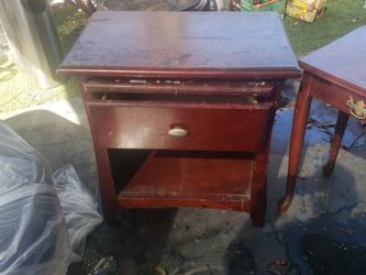 Table And Side Dresser Free for Sale in Placentia,  CA
