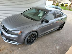 18 inch gloss black rims /w new tires for Sale in Southington, CT