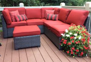 New!! 3-piece Outdoor Sectional, outdoor lounge furniture, patio set, outdoor sectional for Sale in Phoenix, AZ