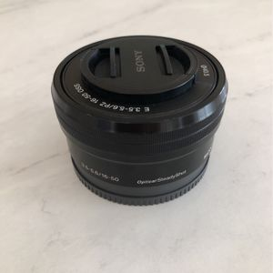 Brand New Sony 3.5-5.6/16-50 Kit Lens for Sale in Los Angeles, CA