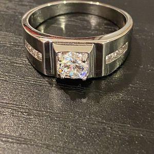 Stamped 925 Sterling Silver UNISEX RING- Code TK500 for Sale in Las Vegas, NV
