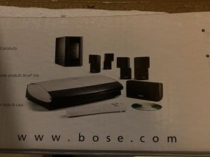 Bose Lifestyle 28 series iii 5.1 sound system for Sale in South Windsor, CT
