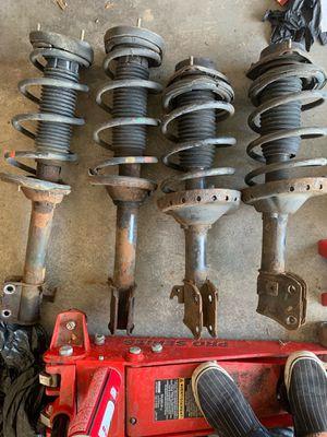 2007 Subaru Forester Strut/ Spring Suspension Wrx- obo for Sale in Des Plaines, IL